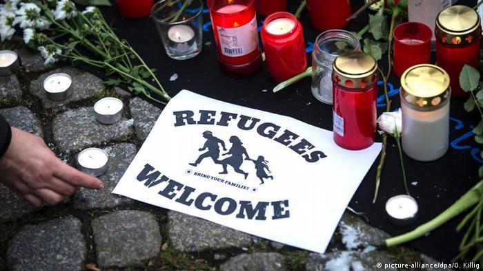 Bildergalerie Legida- und Gegendemonstration Symbolbild Ausländer Sachsen