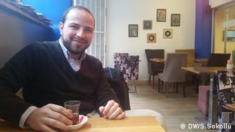 Mois Gabay (Foto: Sokollu/DW)
