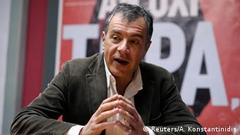 Griechenland Wahlen Januar 2015 To Potami