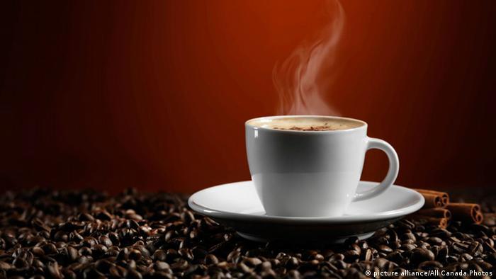 Tasse Kaffee Latte