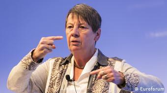 Barbara Hendricks. (Foto: Euroforum)