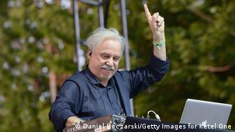 Moroder beim Pitchfork Music Festival 2014 (Foto: Getty Images)