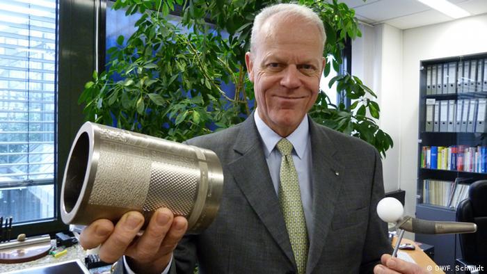 Reinhart Poprawe Fraunhofer Institut für Lasertechnik ILT