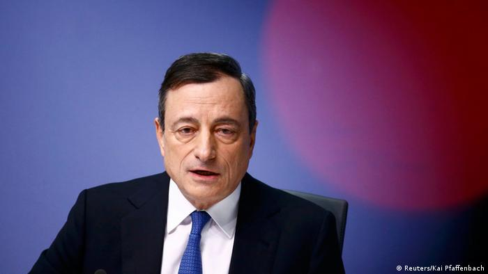 Mario Draghi Overlay