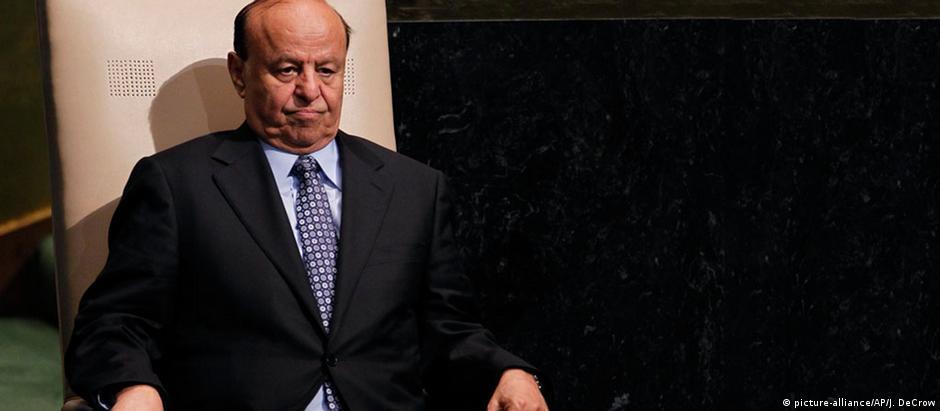 Presidente al-Hadi chegou a acordo com os rebeldes, mas estes teriam feito ainda mais exigências
