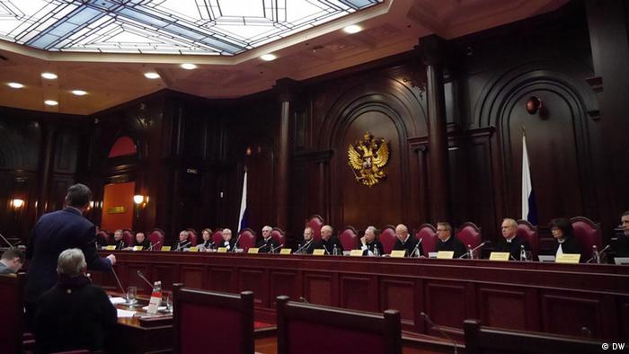 Заседание Конституционного суда РФ, 22 января
