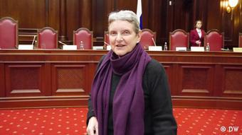 Председатель Комитета Гражданское содействие Светлана Ганнушкина