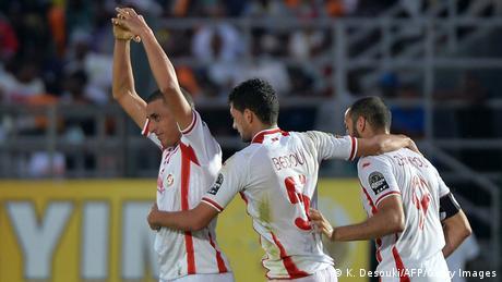 تونس تتأهل لربع نهائي بطولة أمم إفريقيا   عالم الرياضة   DW.DE   26.01.2015