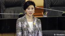 Thailands Ex-Regierungschefin Yinluck soll wegen Korruption angeklagt werden