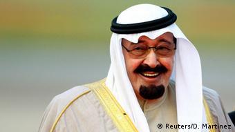 Saudi-Arabiens ehemaliger König Abdullah. (Foto: REUTERS/Dylan Martinez/Files)