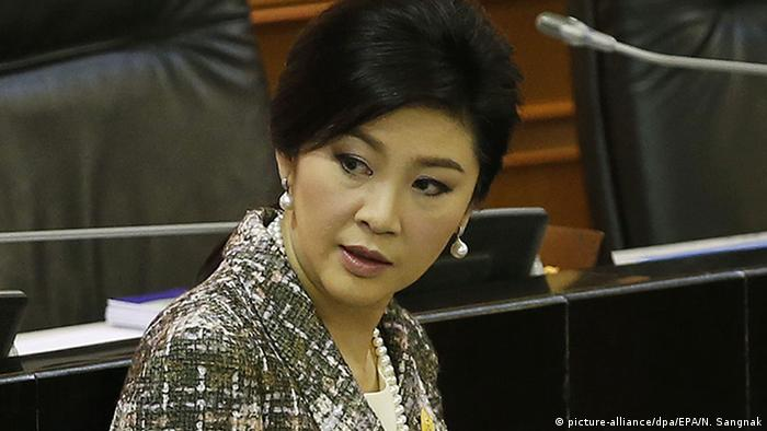 Thailands Ex-Regierungschefin Yingluck soll wegen Korruption angeklagt werden. (Foto: EPA)