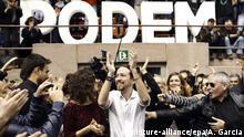 Pablo Iglesias PODEMOS 21.12.2014 Barcelona