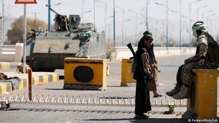 Machtkampf im Jemen 22.1.2015