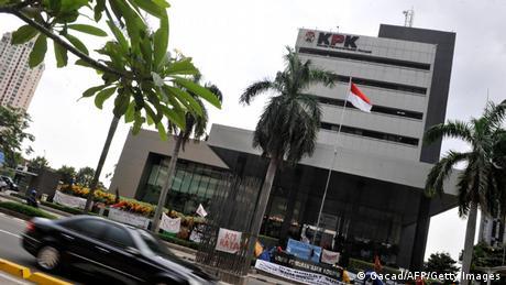 KPK Zentrale Jakarta