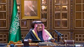König Salman Antirittsrede 23.01.2015