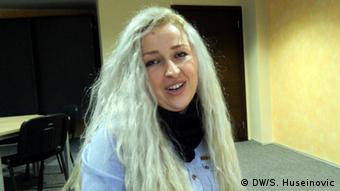Adisa Kamenjas aus Bosnien