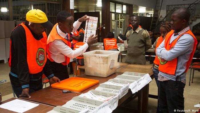 Photo Reporting: Zambia's elections - free and fair?