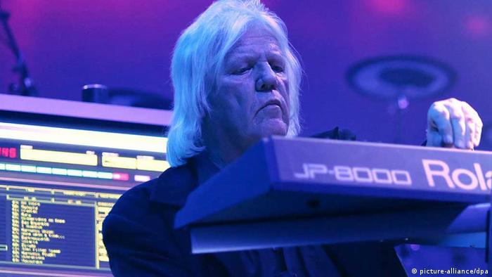 Tangerine-Dream-Gründer Edgar Froese gestorben