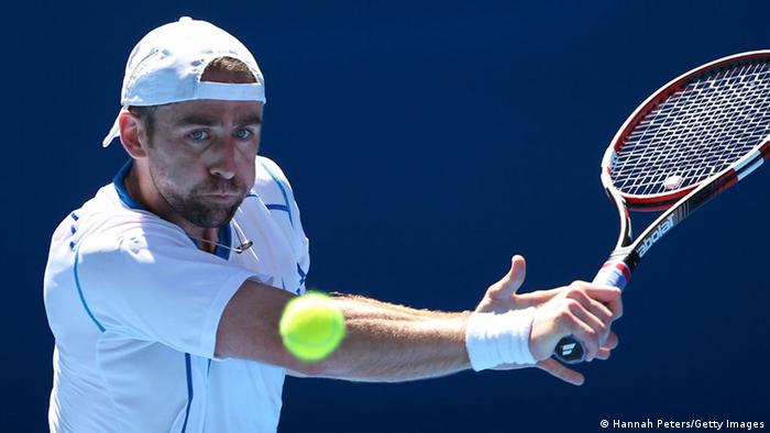Tennis-Profi Benjamin Becker (Foto: Getty Images)