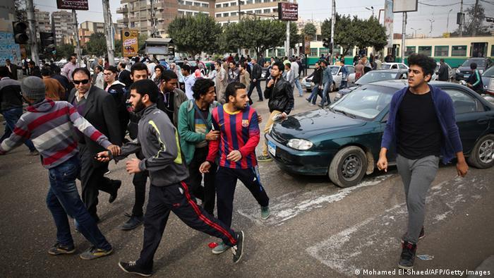 Prosvjedi u Kairu ovog siječnja