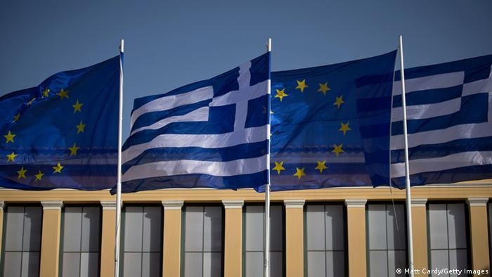 Symbolbild Griechenland Europa