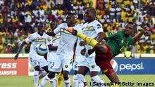 Kamerun gegen Guinea African Cup of Nations 2015