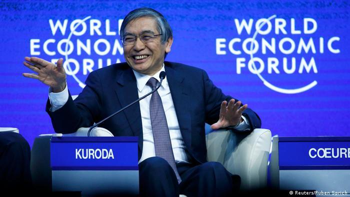 El gobernador del Banco de Japón, Haruhiko Kuroda, se mostró optimista respecto a la robustez del crecimiento de la economía estadounidense.