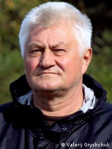 Фізик, к.ф.-м.н. Валерій Грищук