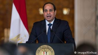 Ägypten Präsident Al-Sisi