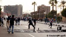 Proteste auf dem Tahir-Platz in Kairo 25.1.2015