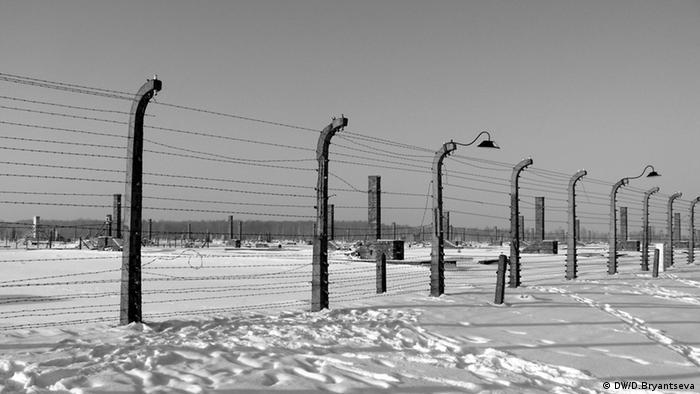 В лагере Аушвиц 2