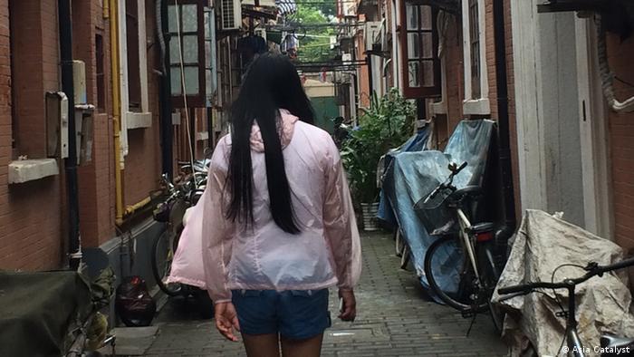 Symbolbild zur Situation der Transsexuellen in China