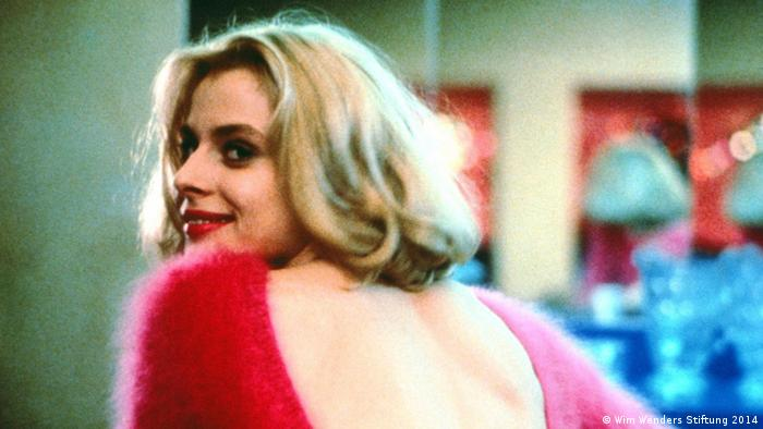 A still from Paris, Texas. Copyright Wim Wenders.
