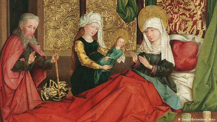 Рождение Марии