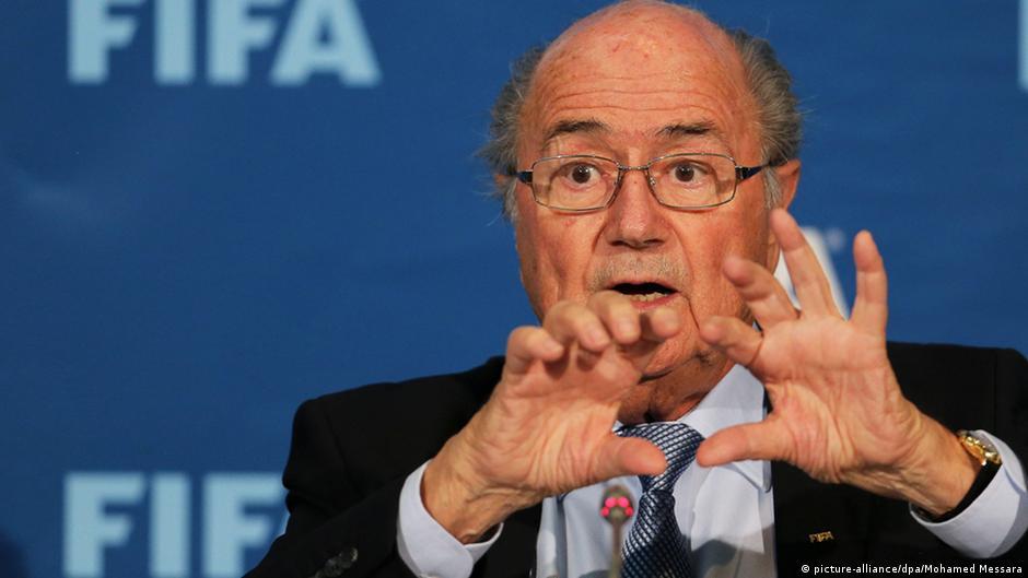 Fifa confirma quatro candidatos à presidência | DW | 02.02.2015