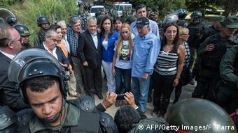 Andrés Pastrana (Colombia, 1998-2002) y Sebastián Piñera (Chile, 2010-2014) intentaron en vano visitar a Leopoldo López.