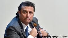 Francesco Schettino Prozess Archivbild 2014