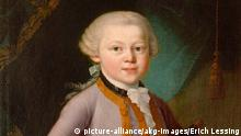 Mozart als Kind (picture-alliance/akg-images/Erich Lessing)