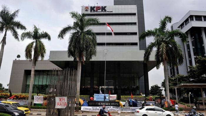 KPK Zentrale Jakarta Archiv 2009