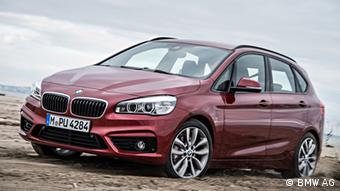 BMW 220d xDrive Active Tourer 2015