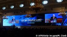 Viertes Welt-Holocaust-Forum Let My People Live in Prag 26.012015