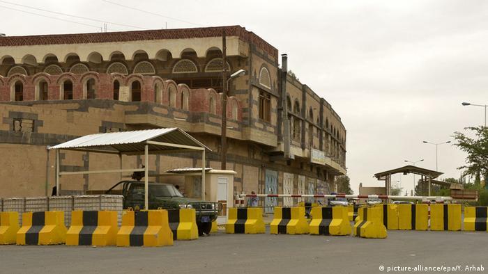 Jemen Sanaa US Botschaft 2013