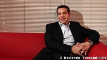 Tsipras Griechenland Premierminister 26.01.2015 Athen