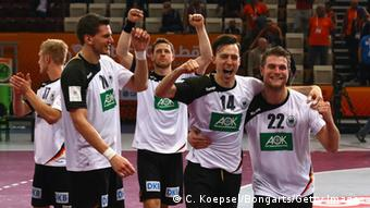 German handball team