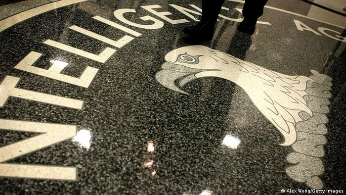 Symbolbild CIA USA Geheimdienst