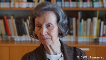 Zofia Posmysz Auschwitz Überlebende aus Polen