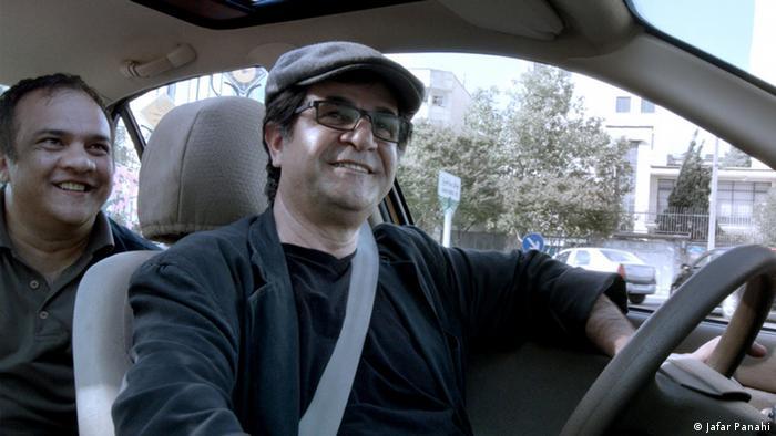 Taxi. Copyright: Jafar Panahi