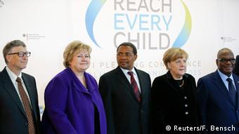 GAVI Konferenz in Berlin 27.01.2015