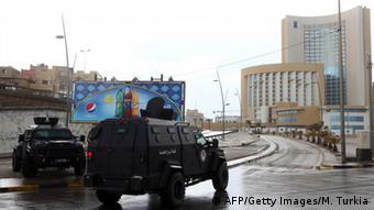 Libyen Anschlag auf Corinthia Hotel in Tripoli 27.01.2015