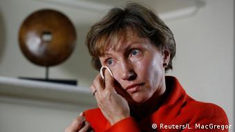 Вдова Марина Литвиненко